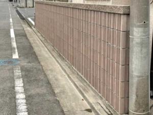 太田市ブロック施工例